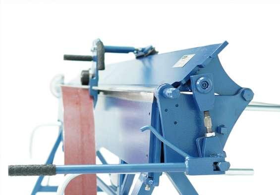 Maquinas de taller para hojalata y chapa plegadora 2.6m