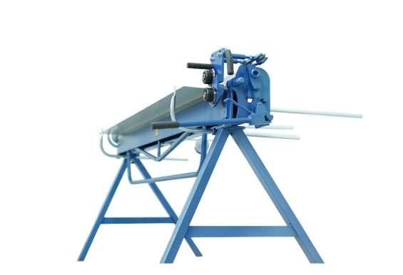 Plegadora manual para aluminio de 2 metros dobladora para chapas