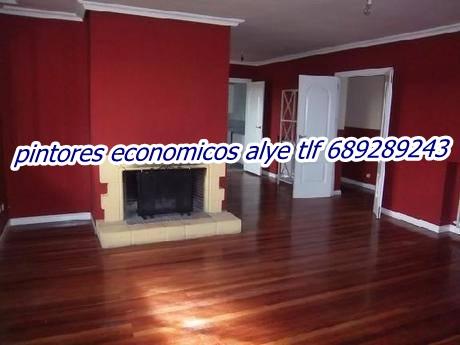 Pintores economicos en arroyomolinos 689289243 dtos para este mes llame...